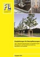 Empfehlungen für Baumpflanzungen – Teil 2