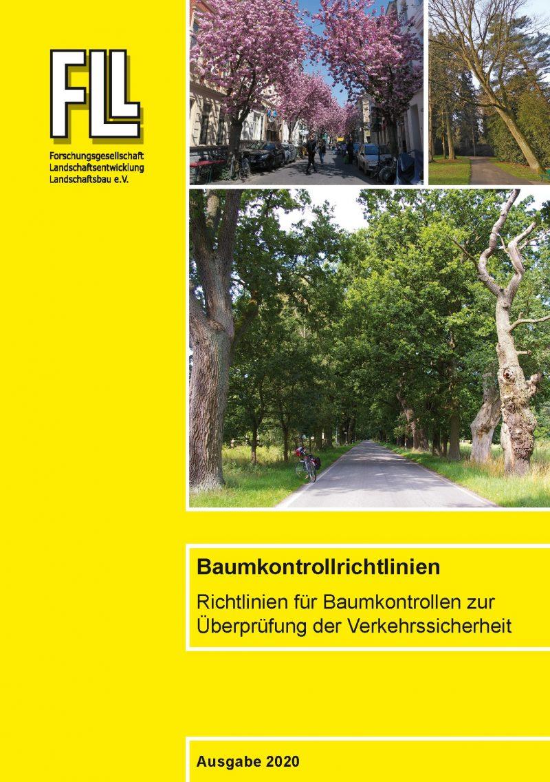 Baumkontrollrichtlinien Neuauflage 2020