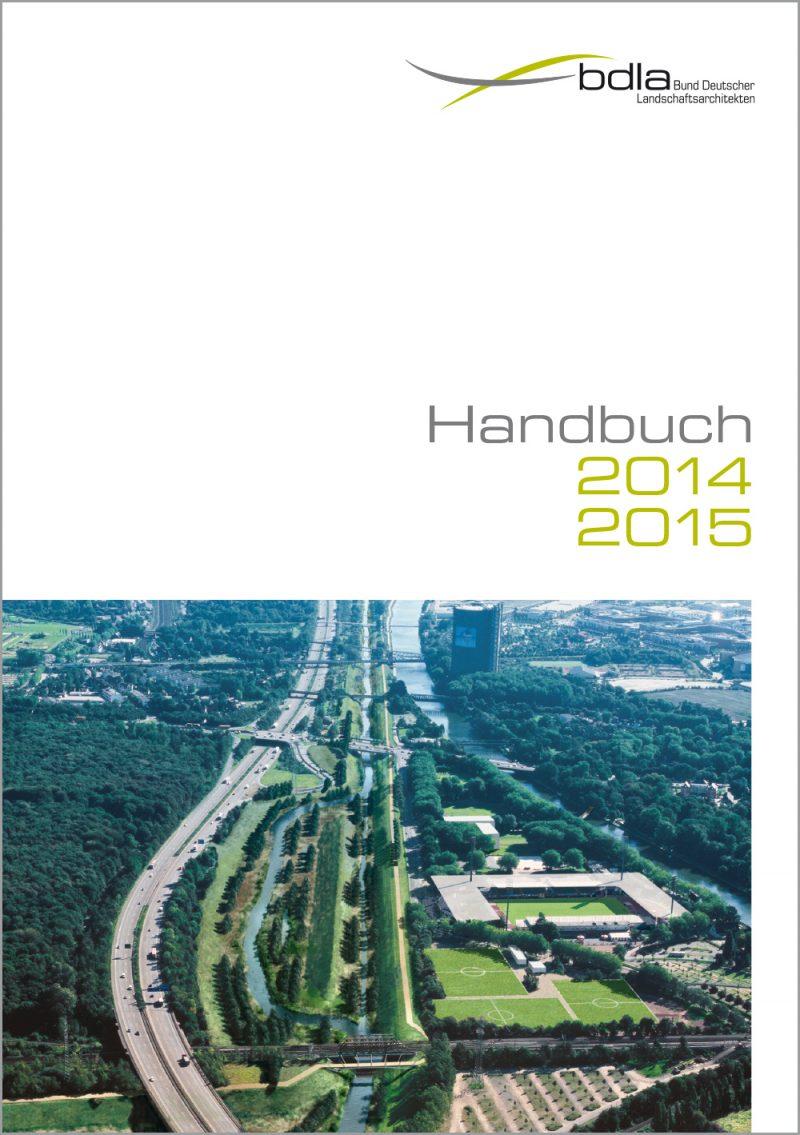 Handbuch LANDSCHAFTSARCHITEKTEN 2014/2015