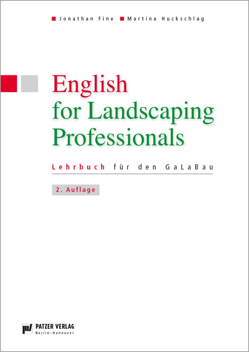 English for Landscaping Professionals
