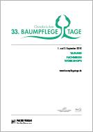 Tagungsband 33. Osnabrücker Baumpflegetage