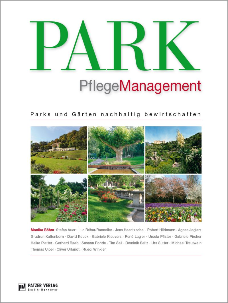 Parkpflegemanagement