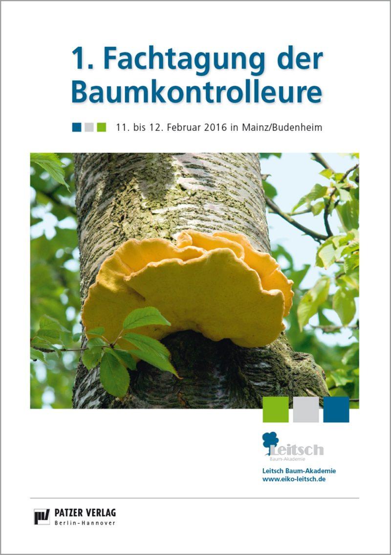 1. Fachtagung der Baumkontrolleure