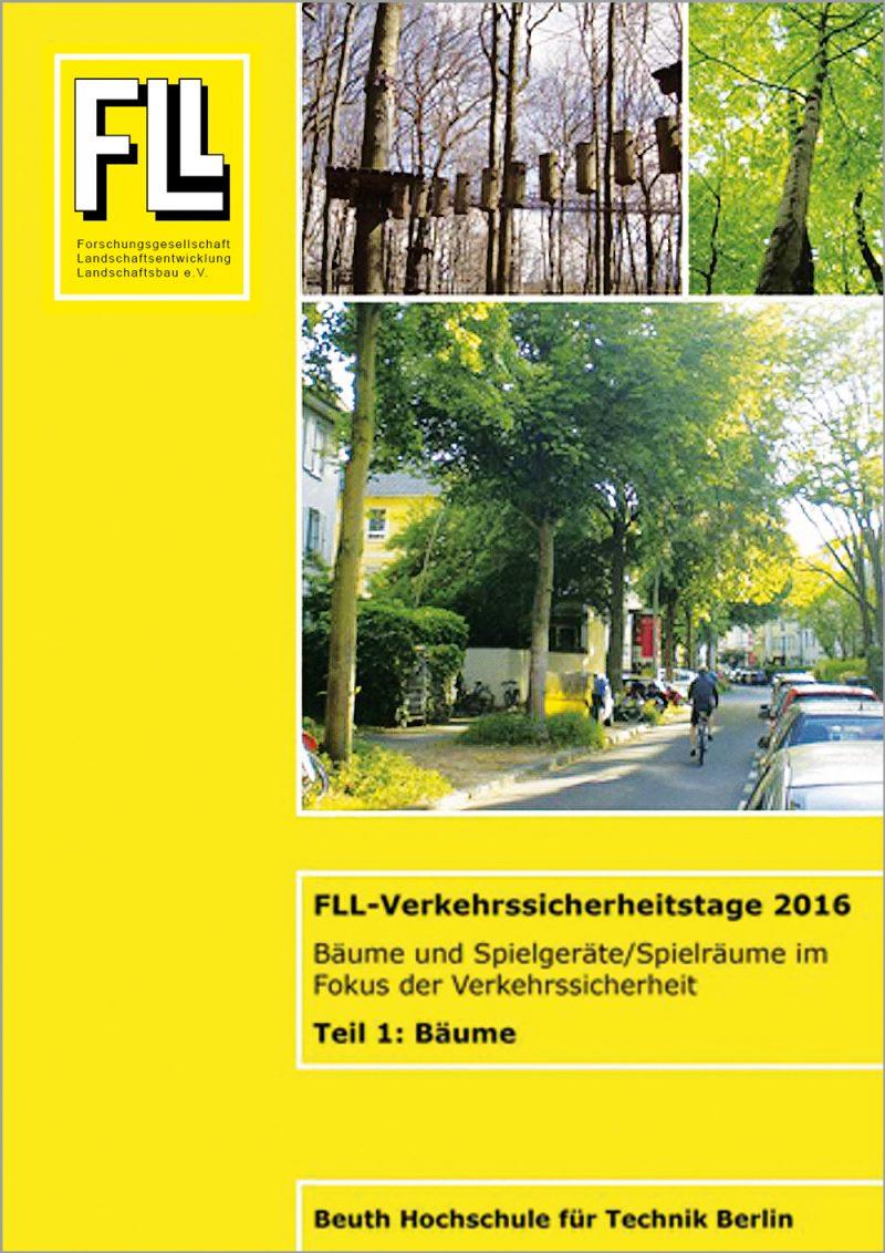 Tagungsband FLL-Verkehrssicherheitstage 2016