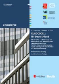 Eurocode 2 für Deutschland. Kommentierte Fassung.
