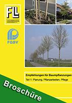 Empfehlungen für Baumpflanzungen