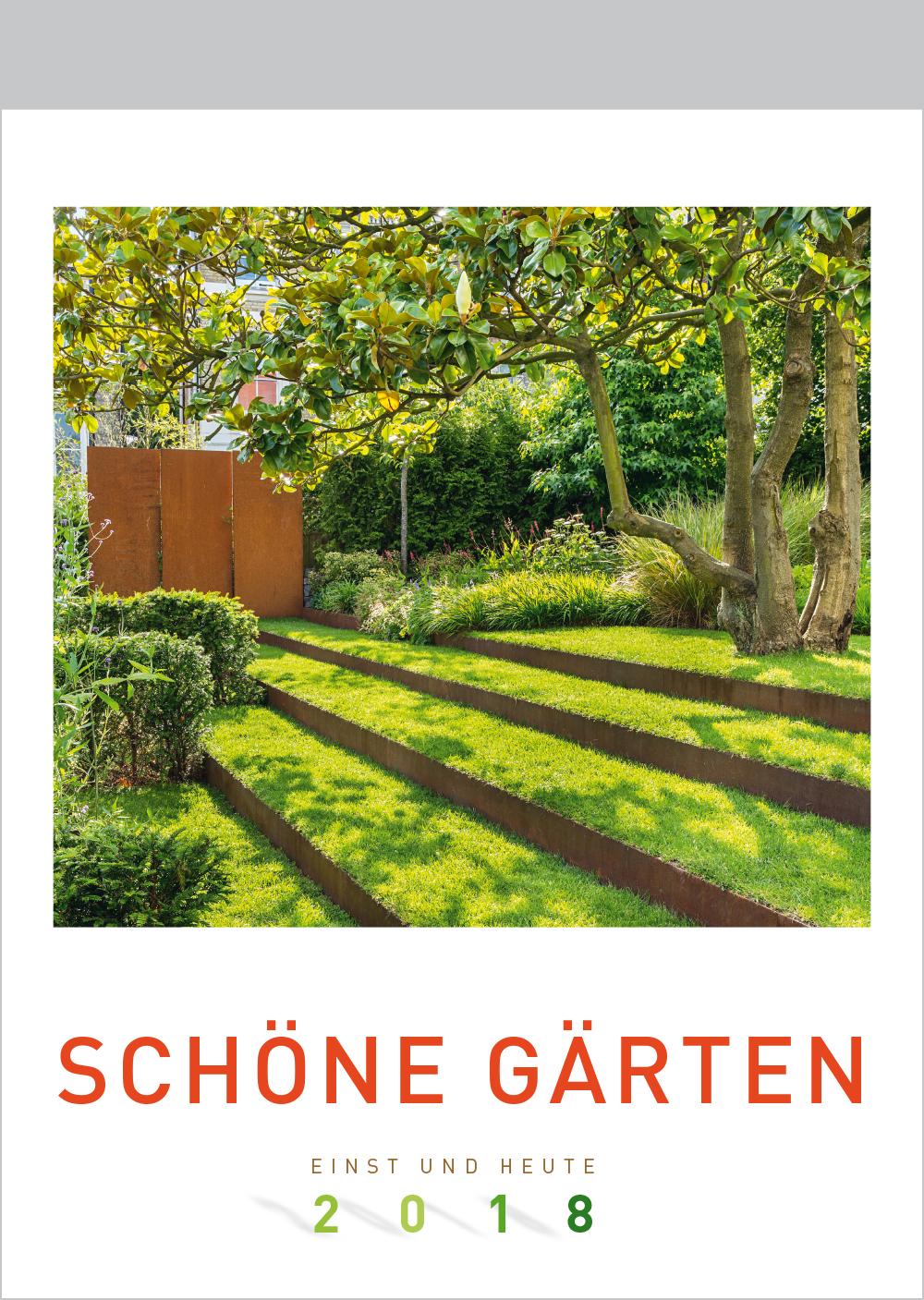 Schone Garten Einst Und Heute 2018 Patzer Verlag Shop