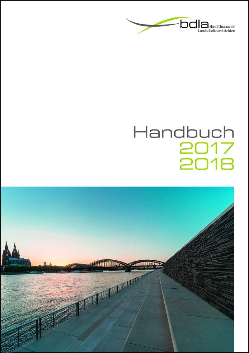 Handbuch LANDSCHAFTSARCHITEKTEN 2017/2018