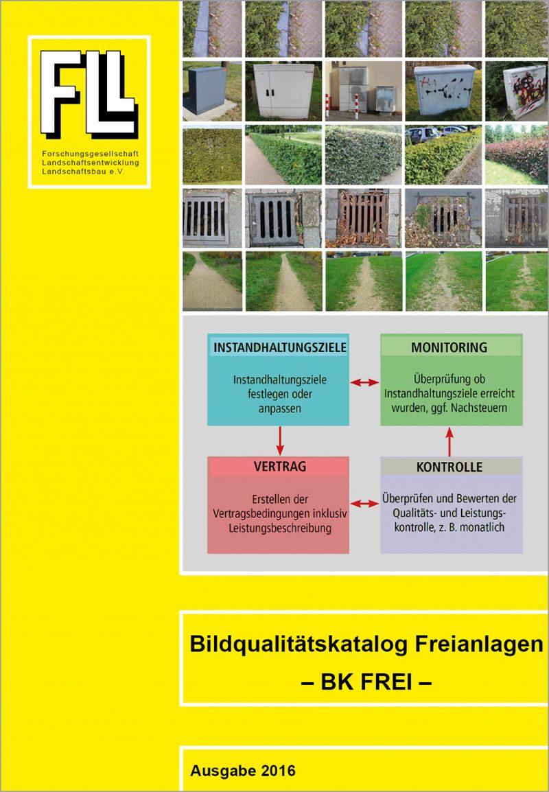 Bildqualitätskatalog Freianlagen – BK FREI