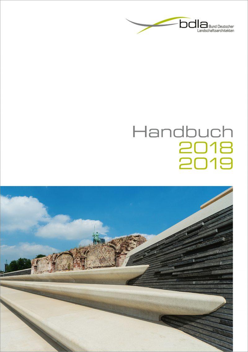 Handbuch LANDSCHAFTSARCHITEKTEN 2018/2019