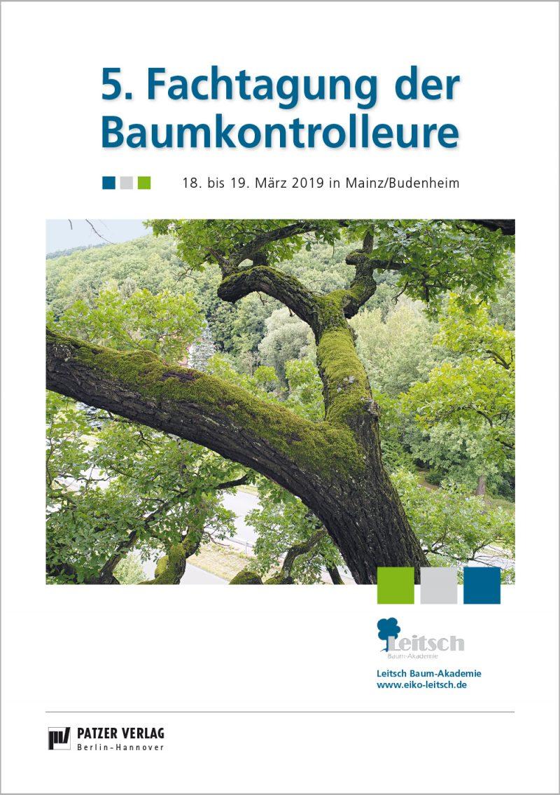 5. Fachtagung der Baumkontrolleure
