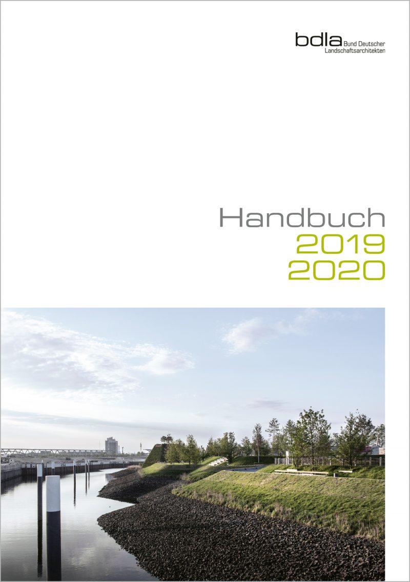 Handbuch LANDSCHAFTSARCHITEKTEN 2019/2020