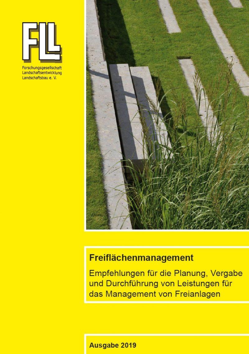 Freiflächenmanagement 2019