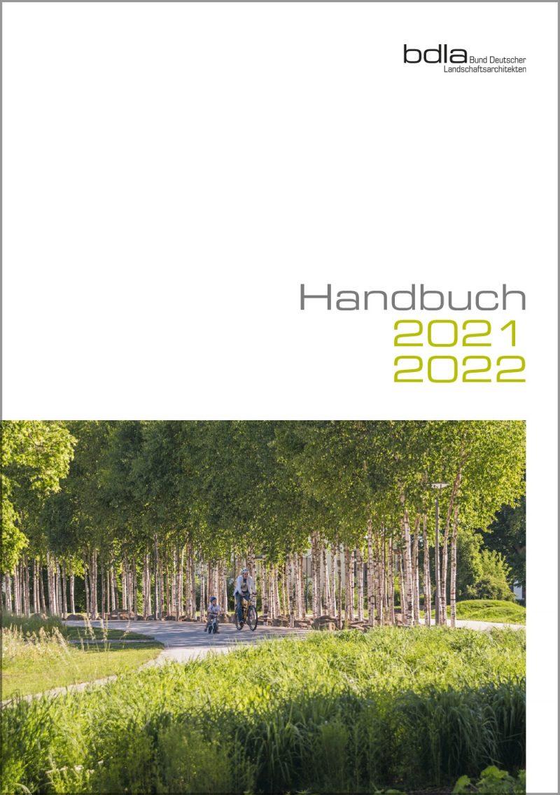 Handbuch LANDSCHAFTSARCHITEKTEN 2021/2022
